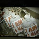 Uno dei tanti slogan di King