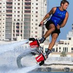 3rd place World Flyboard Champion and Power Up Owner, Ben Merrell