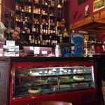 Barra de café Tapiz