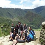 We Made It! Macchu Picchu
