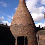 Bottle kiln