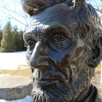 Lincoln Statue out front