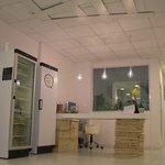 Interior tienda Croquetea