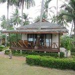 individual bungalow