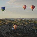 A dream over Kapadokya