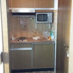 kitchenette suite 5 (apartment 6)