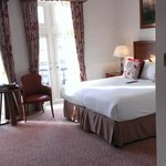 Room over looking Whitehall Court