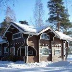 Cabaña tradicional Kuopio