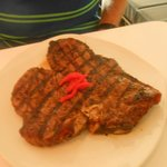 T-Bone Steak, delicious!