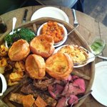 Sunday lunch heaven