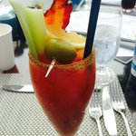 A very delicious bloody mary