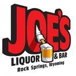 Joe's Liquor & Bar rock Springs, Wyoming