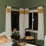 Interior de la habitación estándar en P.B.