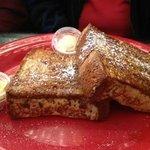 Lava Rock Cafe - French Toast with Hawaiian bread