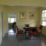 Living room in Hale Aloha