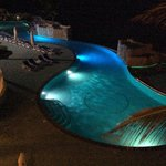 Pool at night. Amazing!