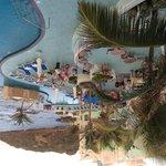 Daytime activities poolside