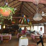 restaurant pour le buffet PDJ
