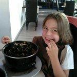 Moules, portion enfant :-)