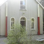 front of the cottage Bigourneau