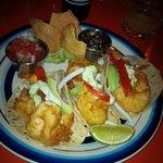 Tempura Shrimp Tacos