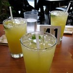 Margaritas at Sobo