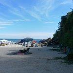 Canto da praia