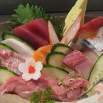 Chirashi Bowl from Chef Hiro