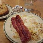 Desayuno...