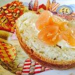 Fresh Baked Bread and Marmelade