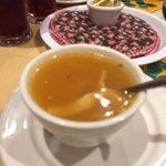 Tortilla soup yummy