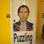 Puzzling Door