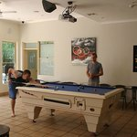 Free pool table