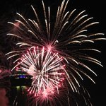 More fireworks - because they were that good!