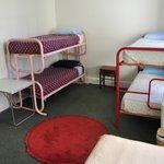 7 Bed Dorm Room