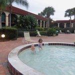 one of the kiddie pools