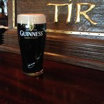 Now is a good time for a Guinness