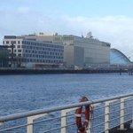 bbc scotland located across the river