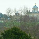 View of Castle Howard from our bedroom