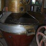 une machine à torréfier