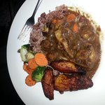 $18 Chef Special Oxtail.  I received 2 oxtail  WTH