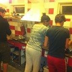la cucina più grande