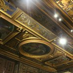 The ceiling as a peace of art