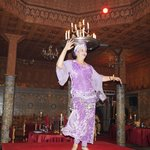 Belly dancer (not in Riad)