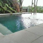 Villa 3 plunge pool