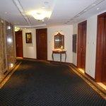 Couloirs des étages