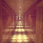 """Les couloirs """"sans fin"""""""