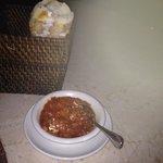 fresh tomato tapenade for wonderful bread