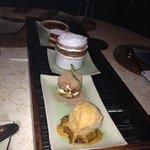 dessert for 4 of us