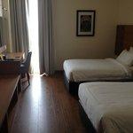Twin Bed Delxue Room